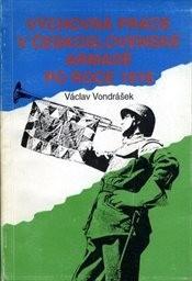 Výchovná práce v československé armádě po roce 1918