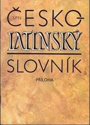 Česko-latinský slovník