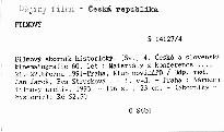 Filmový sborník historický                         ([Díl] 4,)