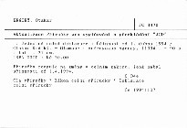"""Aktualizace Příručky pro vyplňování a předkládání """"JCD"""""""