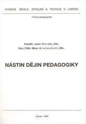 Nástin dějin pedagogiky