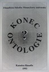 Konec ontologie?