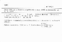 Daně 1994 po změnách a doplňcích v roce 1993 s platností od 1. 1. 1994                         (2. díl)