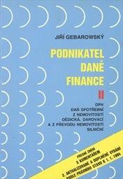 Podnikatel, daně, finance                         (2. díl)