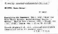 Komponisten der Gegenwart                         (Bd.1, A-L)