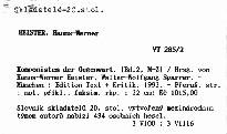 Komponisten der Gegenwart                         (Bd.2, M-Z)