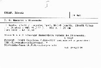 T. G. Masaryk a Slovensko