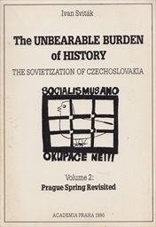 The Unbearable Burden of History                         ([Vol.] 2,)