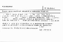 Miscellanea oddělení rukopisů a vzácných tisků 6/1