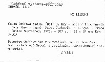 Česká Orffova škola                         ([Díl] 3)