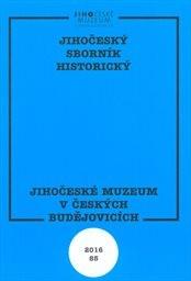 Jihočeský sborník historický                         ([Sv.] 62/1993)