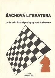 Šachová literatura ve fondu Státní pedagogické knihovny v Brně