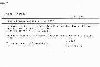 Přehled kosmonautiky v roce 1992