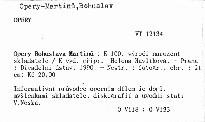Opery Bohuslava Martinů