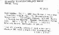 Rock-Lexikon                         ([Bd.] 1, ABBA-Anne Murray)