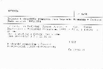 Ročenka biskupského gymnázia Jana Nepomuka Neumanna v Českých Budějovicích 1993/1994