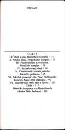 Psychoanalýza ohně