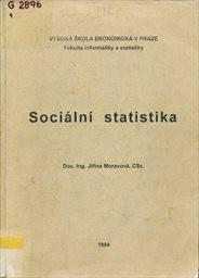 Sociální statistika