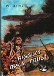 Biggles brání poušť