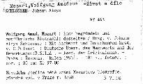 Wolfgang Amad. Mozart