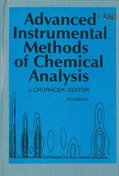 Advanced Instrumental Methods of Chemical Analysis