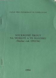 Soukromé školy na Moravě a ve Slezsku