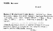 Margaret Mitchellová & John Marsh
