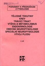 Poznámky k přednáškám z fysiologie                         (2. díl,)