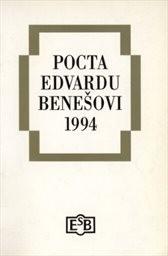 Pocta Edvardu Benešovi 1994