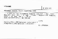 Významné podniky České republiky 1995