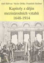 Kapitoly z dějin mezinárodních vztahů 1648-1914