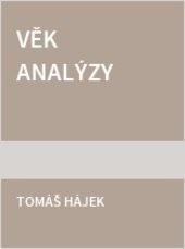 Věk analýzy