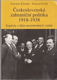 Československá zahraniční politika 1918-1938