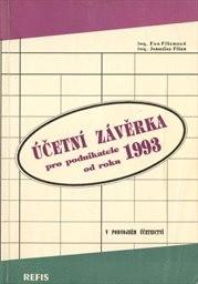 Účetní závěrka pro podnikatele od roku 1993