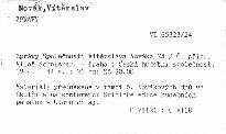 Zprávy Společnosti Vítězslava Nováka 24