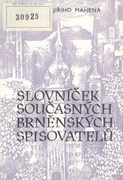 Slovníček současných brněnských spisovatelů