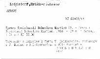 Zprávy Společnosti Bohuslava Martinů 13