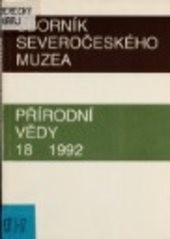 Sborník Severočeského muzea                         (1992/18)
