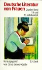 Deutsche Literatur von Frauen                         (Bd. 2)
