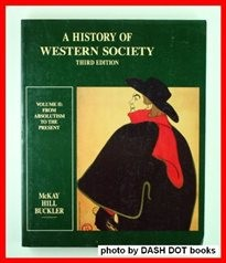 A History of Western Society                         ([Vol.] 2)