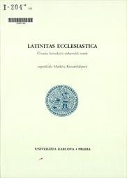 Latinitas ecclesiastica