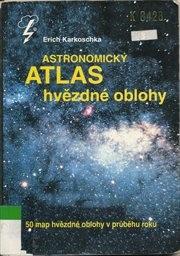 Astronomický atlas hvězdné oblohy