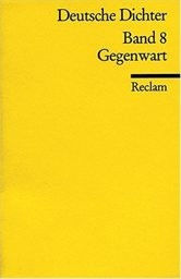 Deutsche Dichter                         (Bd. 8)