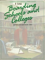 Boarding Schools and Colleges 1994