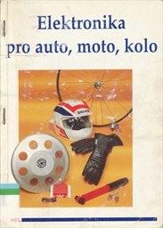 Elektronika pro auto, moto, kolo