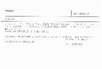 Speleo                         (Sv. č. 17, 1994)