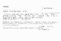Inform katalog export 1994