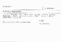 Minulostí Rokycanska                         (Č. 3, prosinec 1994)