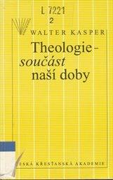 Theologie - součást naší doby
