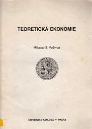 Teoretická ekonomie
